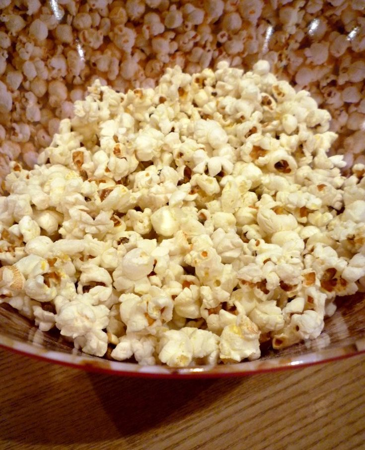 Pass the popcorn! | the fight and flight response