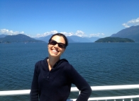 Ferry to Vancouver Island