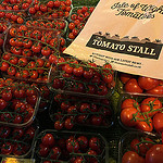 The Tomato Stall, Borough Market