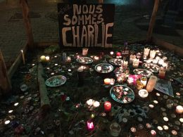 Local memorial in residential Paris