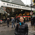 Borough Market reunion